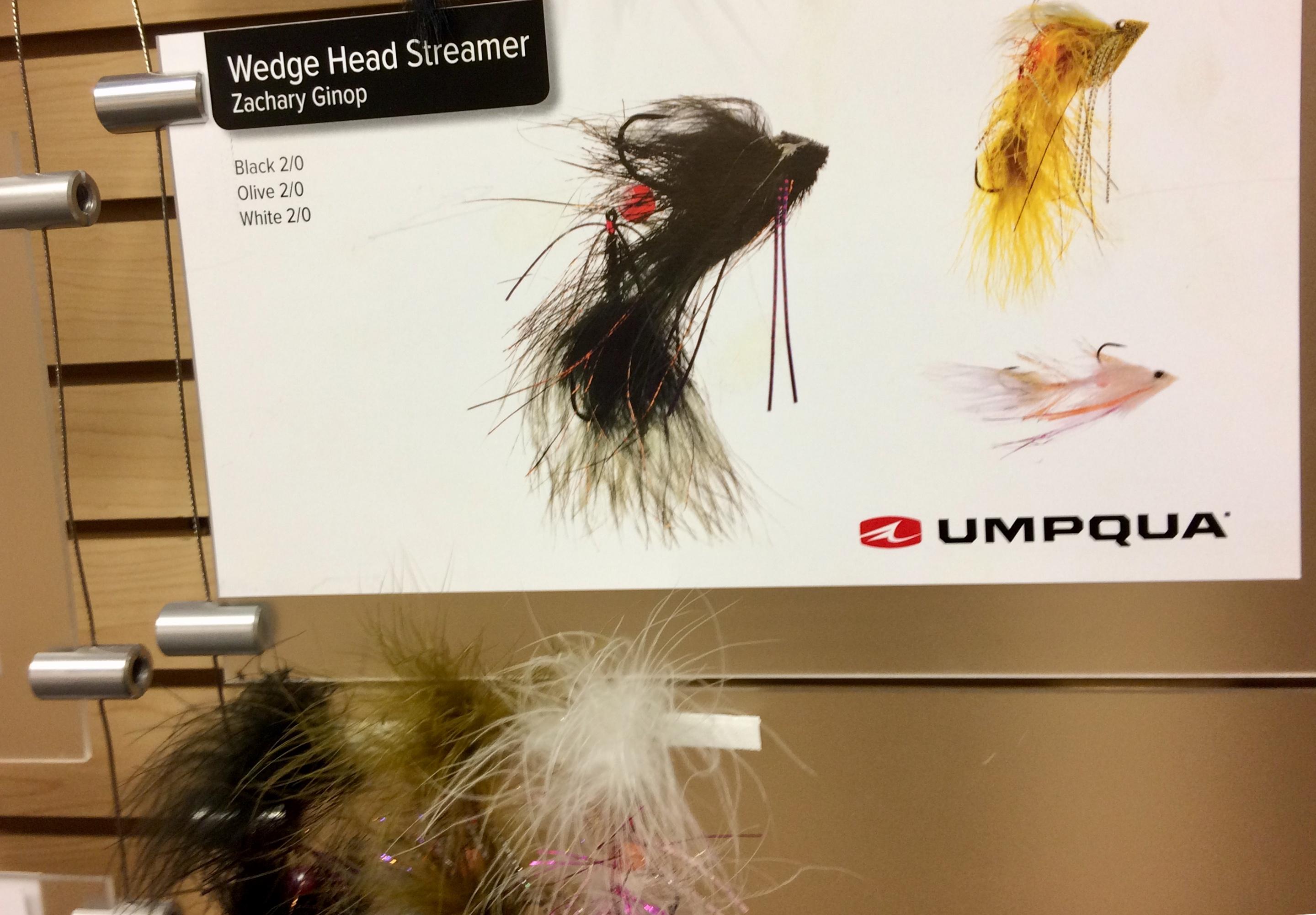 1 Loco Mouse size 06 Umpqua Feather Merchants